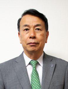 筒井豊春理事長